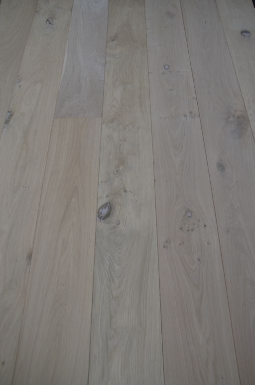 Tradition White Oak Engineered Flooring, Natural, Oiled, 190x14x1900 mm Image 1