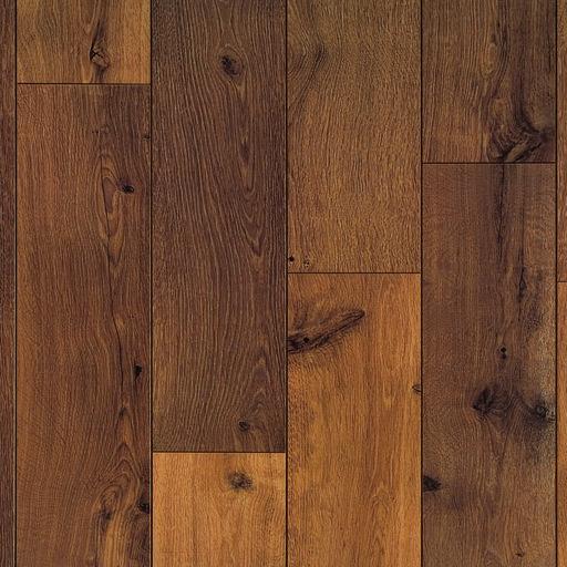 QuickStep PERSPECTIVE Vintage Oak Dark Varnished Planks 4v-groove Laminate Flooring 9.5 mm Image 2