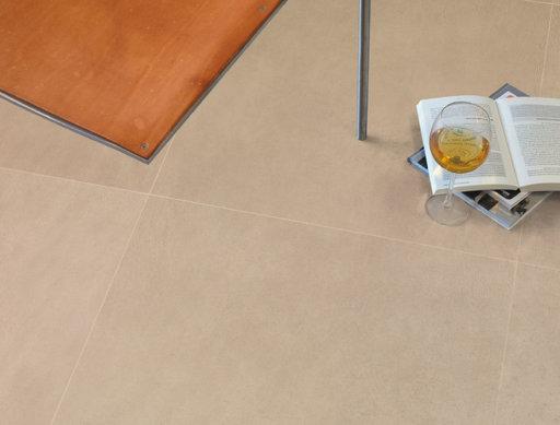 QuickStep ARTE Leather Tile Light Laminate Flooring 9.5 mm Image 2