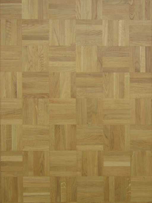 Mosaic Oak Flooring (Fingers Panels), Prime, 480x480 mm Image 1