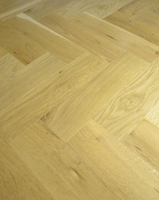 Oak Parquet Flooring Blocks, Natural, 70x230x20 mm Image 1