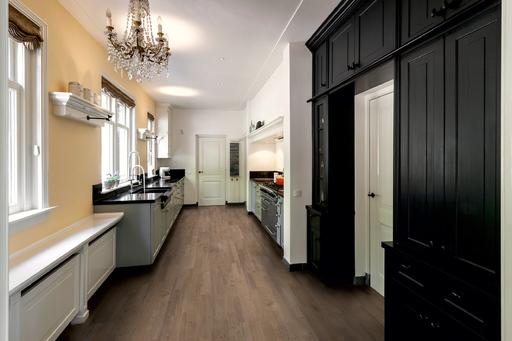 QuickStep Variano Royal Grey Oak Engineered Flooring, Oiled, Multi-Strip, 190x3x14 mm Image 2
