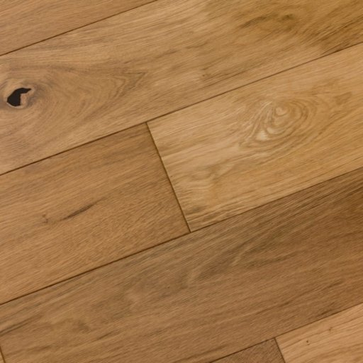 V4 Vittoria Engineered Oak Flooring, Rustic, UV Oiled, 190x14xRL mm Image 1