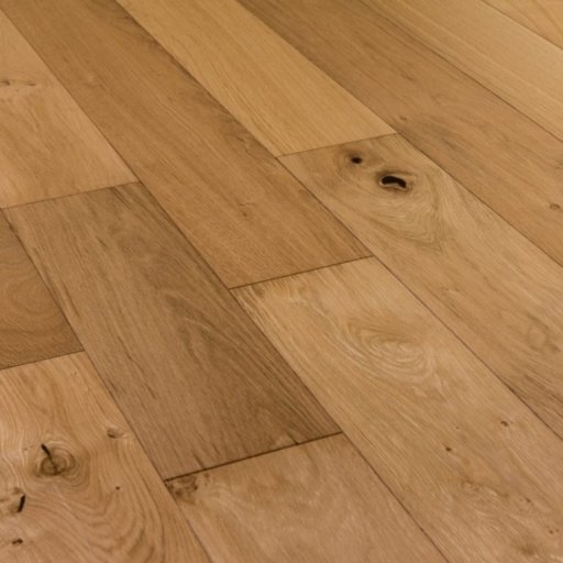 V4 Vittoria Engineered Oak Flooring, Rustic, UV Oiled, 190x14xRL mm Image 2