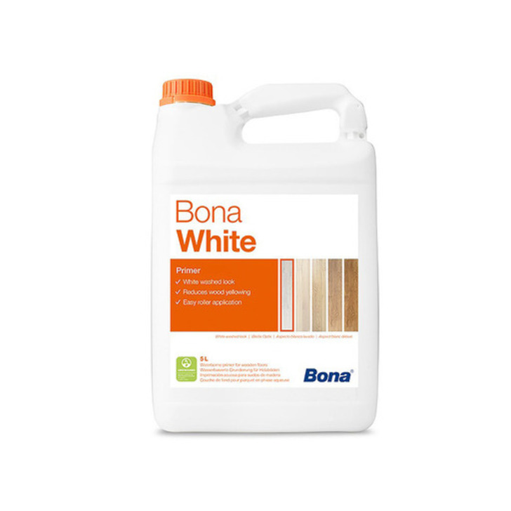 Bona White Primer, 5L Image 1