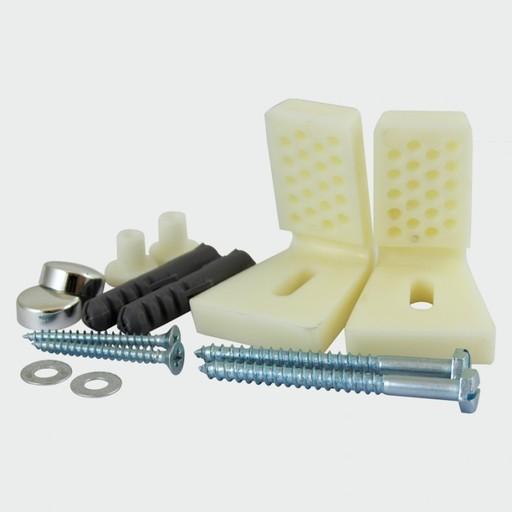 WC & Bidet Fixing Kit Image 1