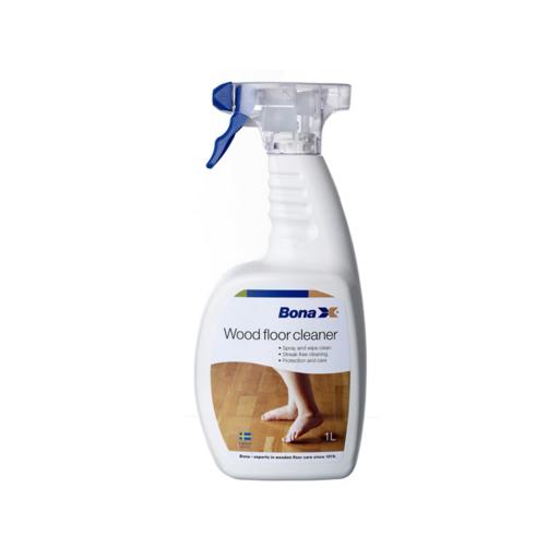 Bona Wood Floor Cleaner, Spray 1L Image 1