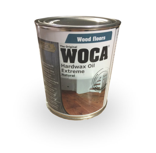 WOCA Hardwax-Oil Extreme, Natural, 2.5L Image 1
