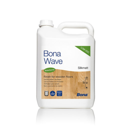 Bona Wave, Silk Matt, 5l Image 1