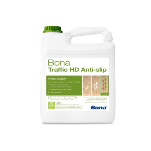 Bona Traffic HD Anti Slip Varnish, Matt, 5L Image 1