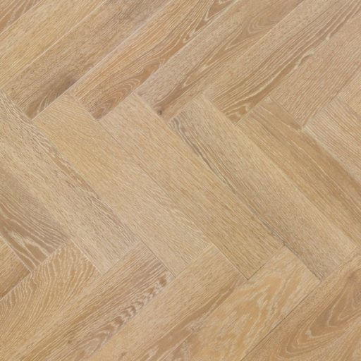 V4 Nordic Beach Engineered Oak Parquet Flooring, Rustic, Stained, Brushed & Hardwax Oiled, 90x15x360 mm Image 3
