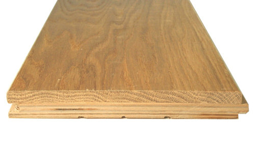 Tradition Unfinished Engineered Oak Flooring, Rustic, 190x20x1900 mm Image 3