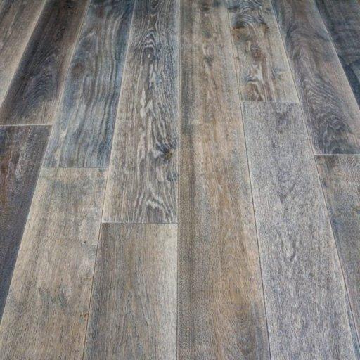 V4 Wharf Grey Engineered Oak Flooring, Rustic, Hand finished, Brushed & UV Oiled, 190x15x1900 mm Image 2
