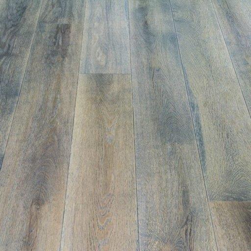 V4 Wharf Grey Engineered Oak Flooring, Rustic, Hand finished, Brushed & UV Oiled, 190x15x1900 mm Image 4
