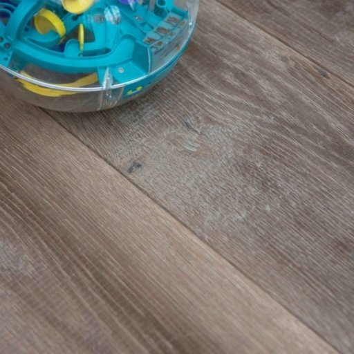 V4 Fired Brick Engineered Oak Flooring, Rustic, Hand finished, Brushed & UV Oiled, 190x15x1900 mm Image 1