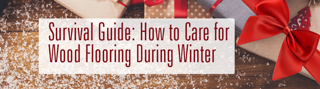 Survival guide how to care for wood floors in winter
