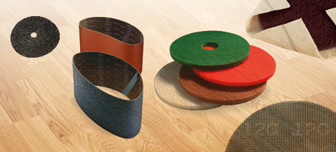 Floor Sanding Abrasives