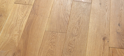 Brushed & Oiled Solid Oak Flooring