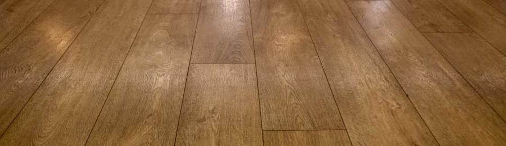 How is engineered wood flooring made?