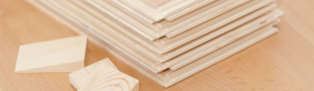 Laminate flooring – Structure
