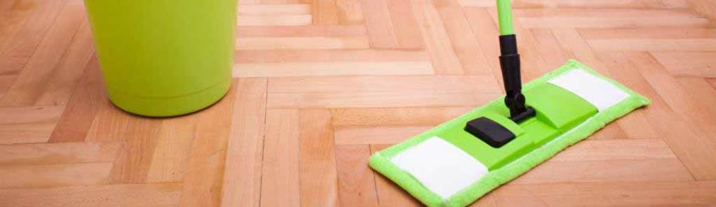 Parquet flooring – maintenance