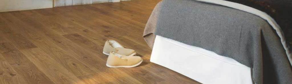 Quick Step flooring – engineered wood