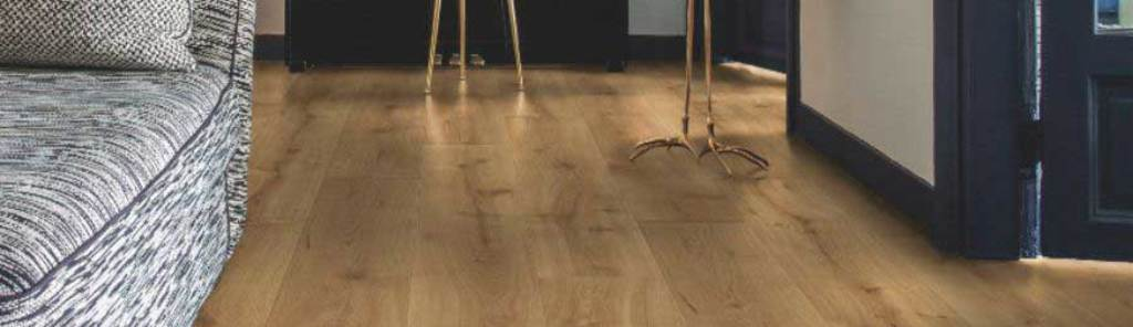 Quick Step flooring - laminate