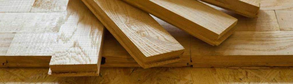 What is parquet flooring