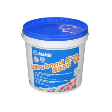 Mapei Ultrabond Eco S955, 1-Component Wood Floor Adhesive 15 kg