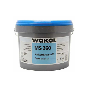 Wakol MS260 Plus Engineered Wood Floor Adhesive, 18 kg