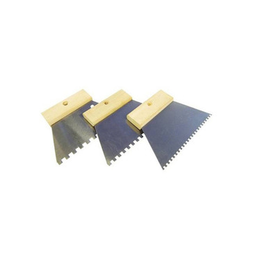 Silverline Adhesive Trowel, 6 mm Notch