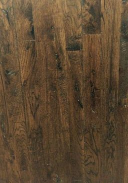 Anbo Style Fingerjoint Solid Oak Flooring, Antique Oak, Distressed, Lacquered, 203x18 mm