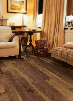 QuickStep Castello Mystic Walnut Engineered Flooring, Satin Lacquered, 145x3x14 mm