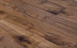 Xylo American Black Walnut Engineered Flooring Rustic, Lacquered, 190x4x15 mm