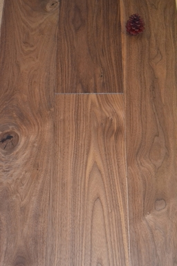 Elka American Black Walnut Engineered Flooring, Lacquered, 189x6x21 mm