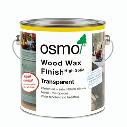 Osmo Wood Wax Finish Transparent, White, 0.75L