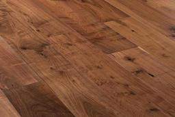 Xylo American Walnut Engineered Wood Flooring, Rustic, UV Oiled, 190x4x15 mm