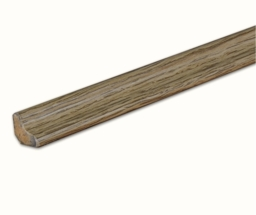 HDF Noble Oak Scotia Beading For Laminate Floors, 18x18 mm, 2.4 m