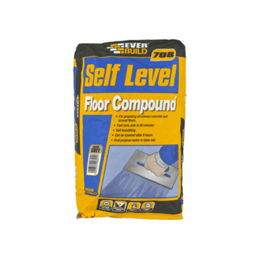 Self Level Floor Compound, 20 kg