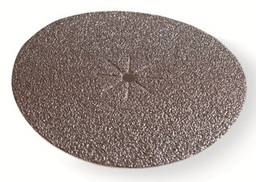 Starcke 80G Sanding Disc, 150 mm, 1 Hole, Velcro