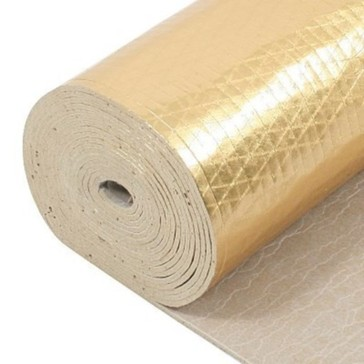 Timbertech2 Acoustic Plus  Flooring Underlay, 5 mm, 8 sqm