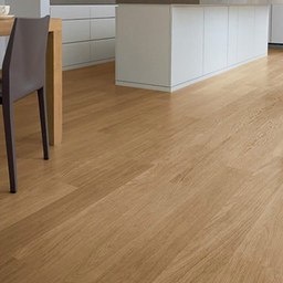 QuickStep ELIGNA Natural Varnished Oak Planks Laminate Flooring 8 mm