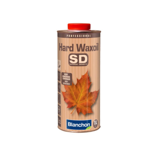 Blanchon Hardwax Oil SD, Natural, 0.25 L