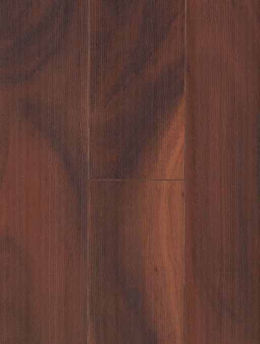 Canadia Prestige African Walnut, Rustic Finish, 4V Laminate Flooring, 12 mm