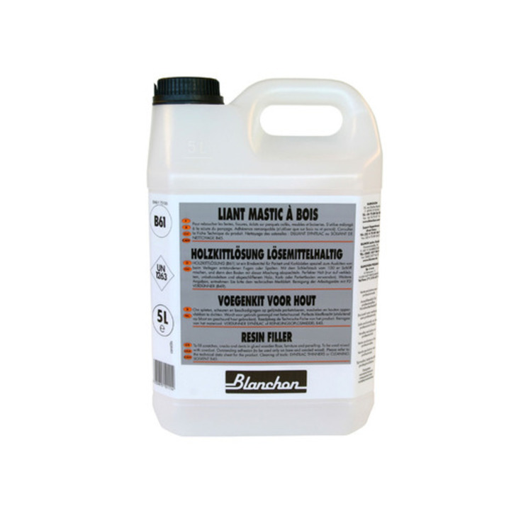Blanchon Resin Wood Floor Filler, 5L