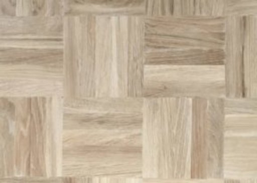 Tradition Classics Solid Oak Mosaics Flooring, Unfinished, Rustic, 480x8x480 mm