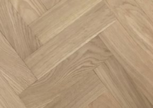 Tradition Classics Solid Oak Parquet Flooring Blocks, Unfinished, Rustic, 22x70x500 mm