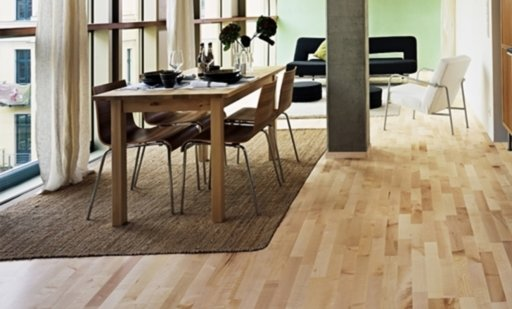 Kahrs Gotha Maple Engineered Wood Flooring, Lacquered, 200x3x13 mm