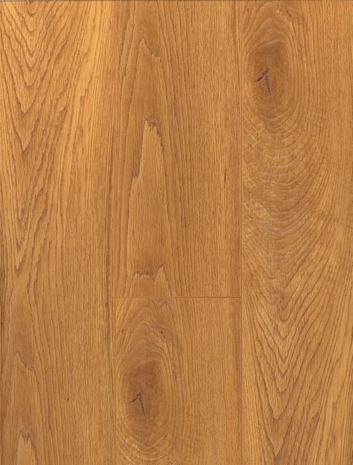 Canadia Prestige Smoked Colorado Oak Wood Grain 4V Laminate Flooring, 12.3 mm