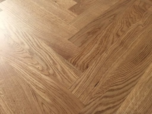 Tradition Classics Herringbone Engineered Oak Flooring, Prime, Lacquered, 70x11x350 mm